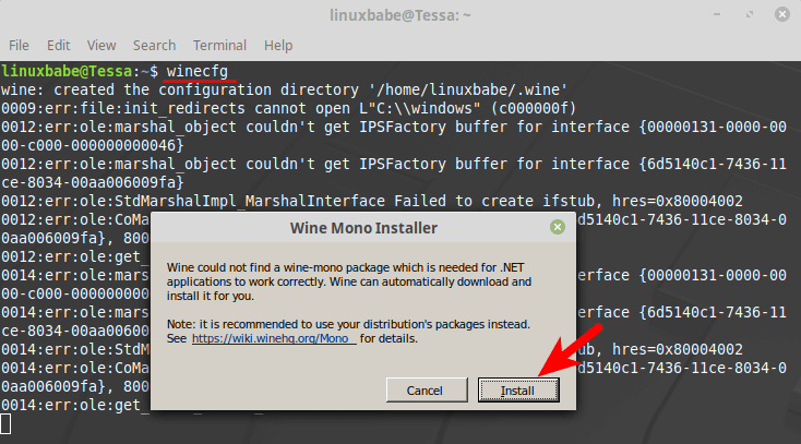 2 Ways to Install Wine on Linux Mint 19 1 (Terminal and GUI)