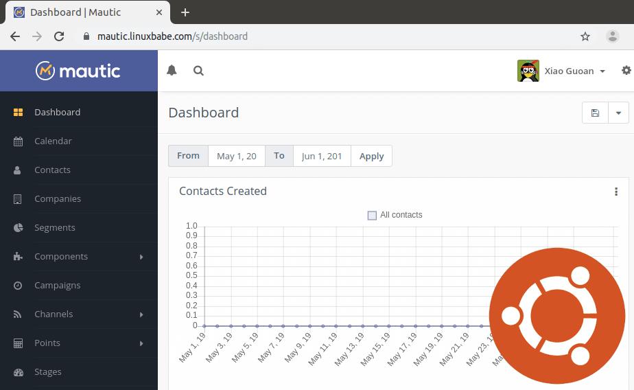Install-Mautic-Self-Hosted-Email-Marketing-Platform-on-Ubuntu-18.04-Server