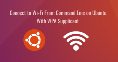 Connect to Wi-Fi From Command Line on Ubuntu