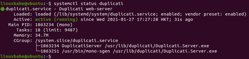 duplicati-ubuntu-headless-server
