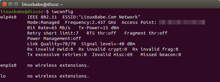 enable wifi on ubuntu using terminal command