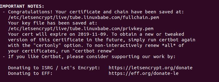 install-youphptube-on-ubuntu-18.04