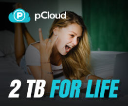 pcloud 2TB lifetime
