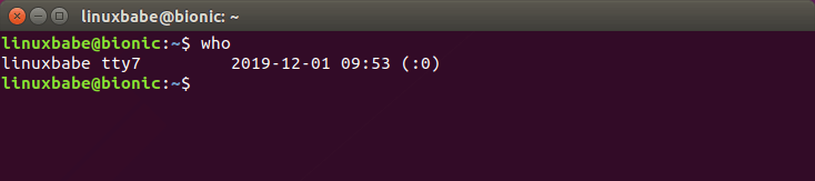 linux virtual console