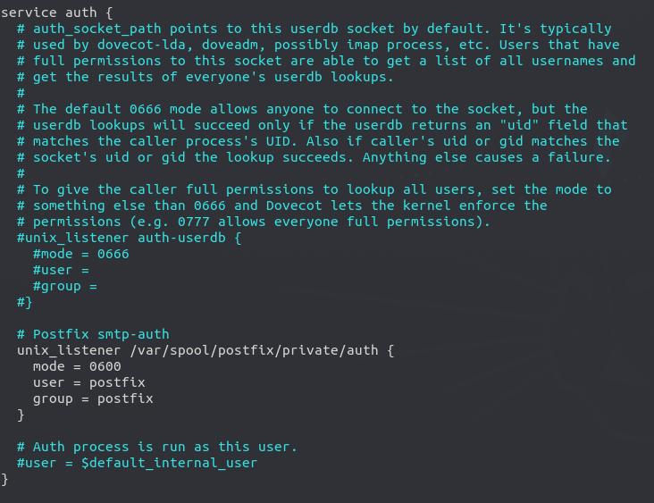 Postfix-SMTP-Auth-centos8