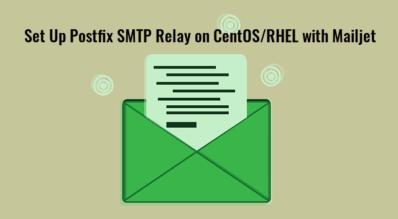Postfix SMTP relay centos rhel