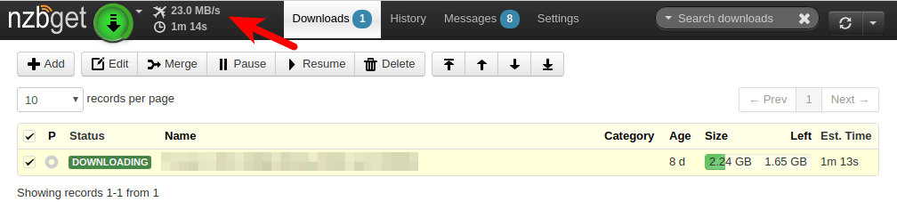 nzbget ubuntu repository
