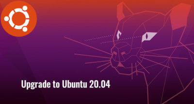 Upgrade Ubuntu 18.04 To Ubuntu 20.04 graphical & terminal