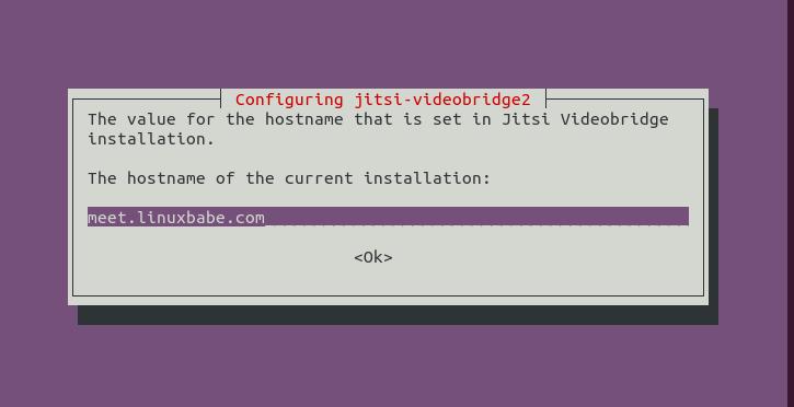 install jitsi meet on ubuntu 18.04