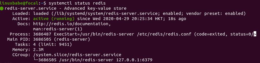 nextcloud memory cache redis server