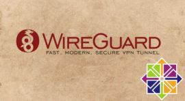 Set Up Your Own WireGuard VPN Server on CentOS