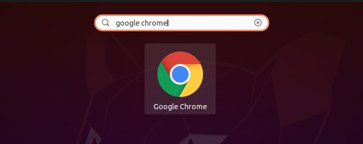 google chrome web browser focal fossa