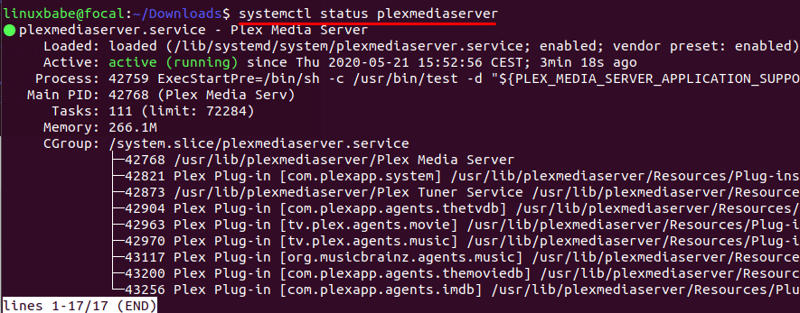How to install Plex Media Server on Ubuntu 20.04 LTS Server / Desktop Server