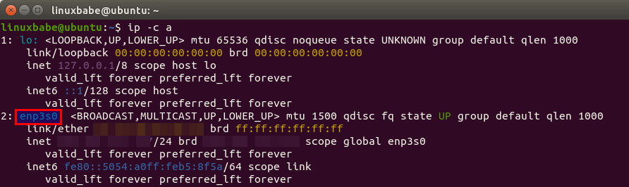 ubuntu wireguard firewall setup