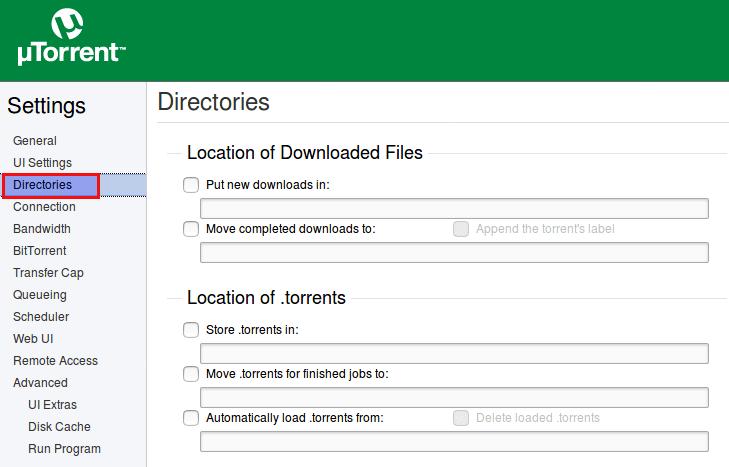 utorrent-server-ubuntu-20.04-default-download-directory