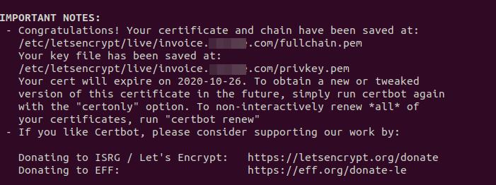 invoice ninja ubuntu 20.04