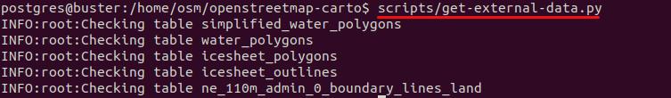 osm Generate Mapnik Stylesheet