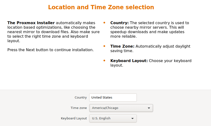 proxmox iso location country