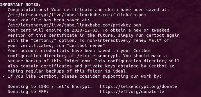 install-youphptube-on-ubuntu-20.04