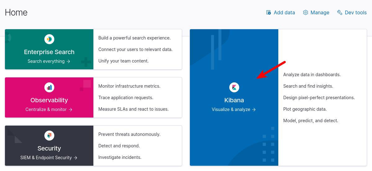 elastic kibana dashboard