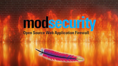 Set Up ModSecurity with Apache on Debian Ubuntu