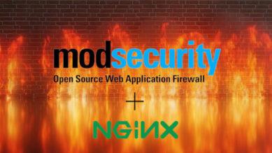 Set Up ModSecurity with Nginx on Debian Ubuntu