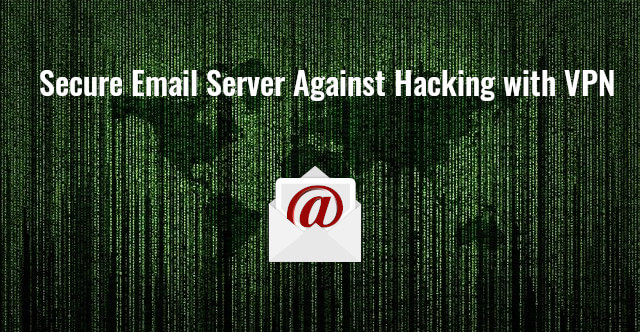 Secure Email Server Against Hacking
