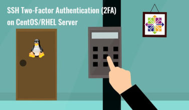 Set Up SSH Two-Factor Authentication (2FA) on CentOS RHEL Server