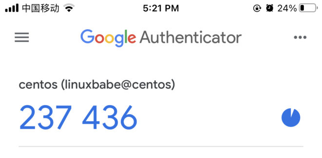 ssh google authenticator redhat centos