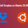 install dropbox on ubuntu 20.04 focal fossa