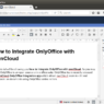 How to Integrate OnlyOffice with ownCloud